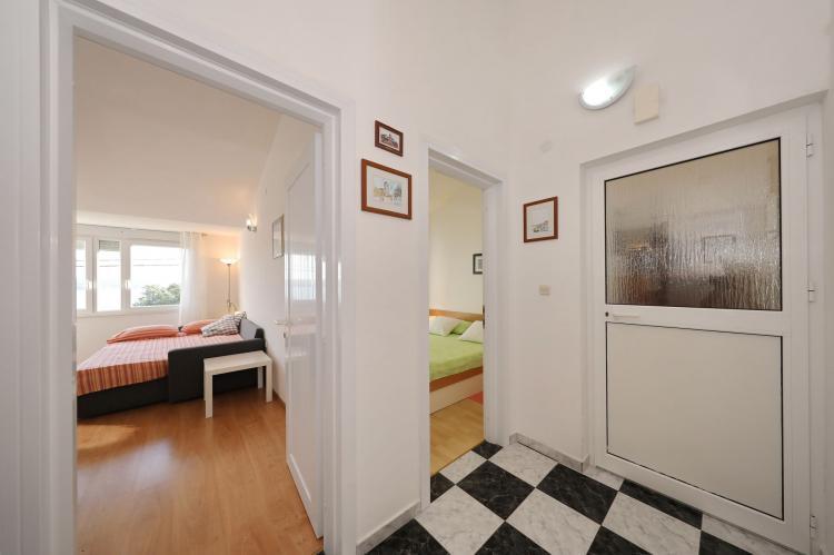 Holiday homeCroatia - Northern Dalmatia: Apartment  Dajana  [6]