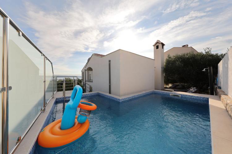 Holiday homeCroatia - Northern Dalmatia: Apartment  Dajana  [3]
