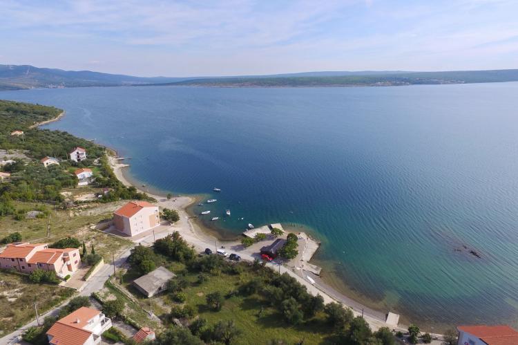 Holiday homeCroatia - Northern Dalmatia: Apartment  Dajana  [33]