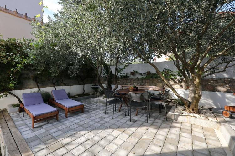 Holiday homeCroatia - Northern Dalmatia: Apartment  Dajana  [23]
