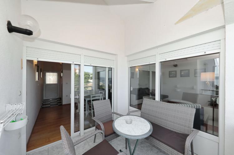 Holiday homeCroatia - Northern Dalmatia: Apartment  Dajana  [26]