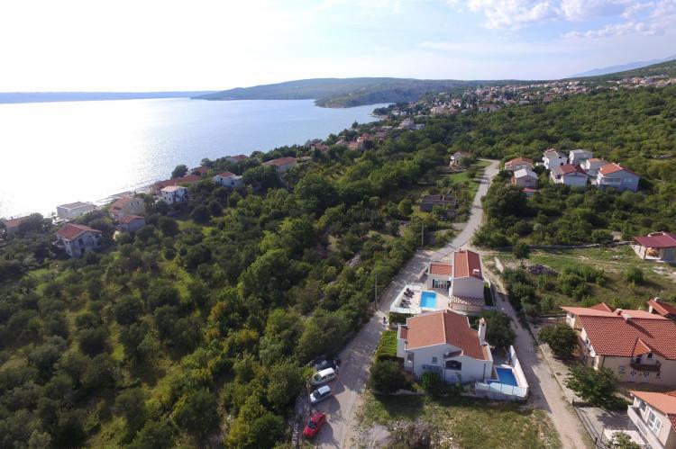 Holiday homeCroatia - Northern Dalmatia: Apartment  Dajana  [31]