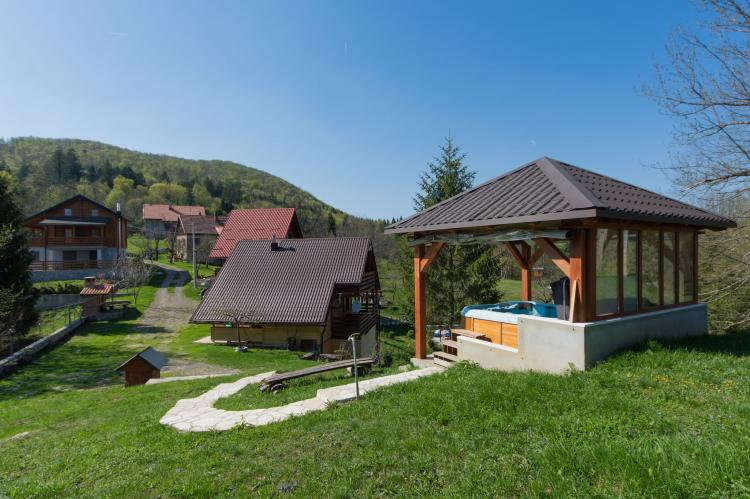 Holiday homeCroatia - Kvarner: Holiday Houses Silvano  [25]