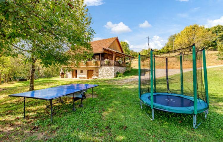 VakantiehuisKroatië - Midden Kroatië: Ribnik  [2]