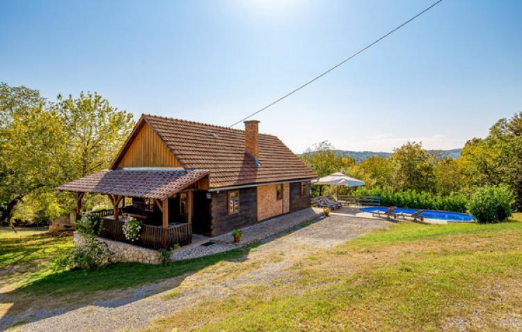 VakantiehuisKroatië - Midden Kroatië: Ribnik  [11]