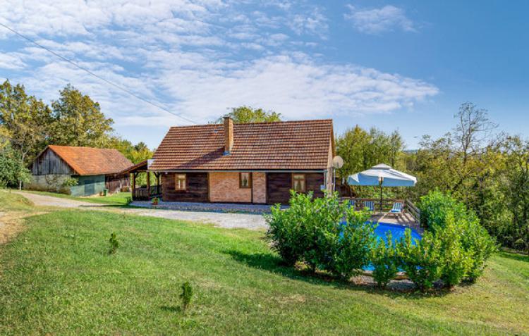 VakantiehuisKroatië - Midden Kroatië: Ribnik  [12]