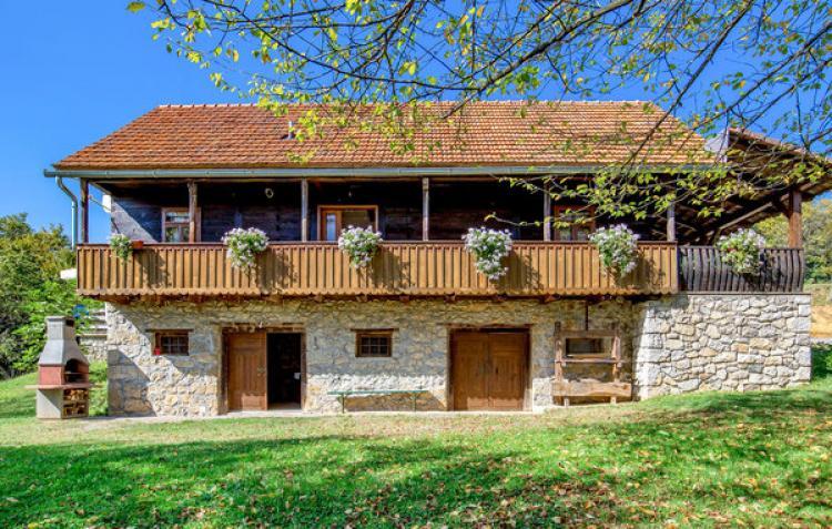 VakantiehuisKroatië - Midden Kroatië: Ribnik  [8]