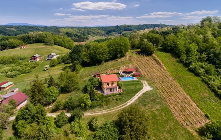 VakantiehuisKroatië - Midden Kroatië: Bobovec Rozganski  [16]
