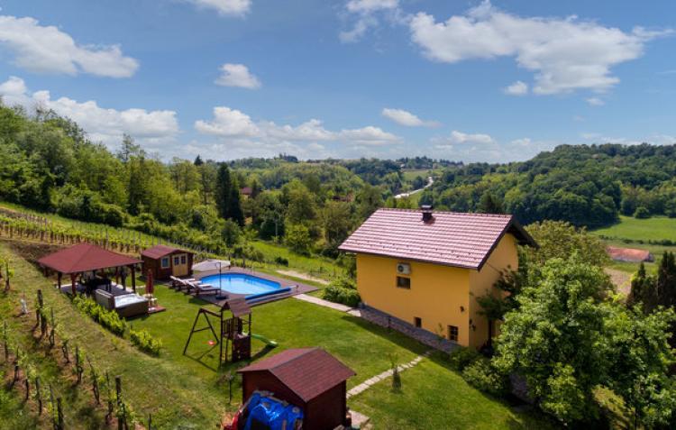 VakantiehuisKroatië - Midden Kroatië: Bobovec Rozganski  [17]