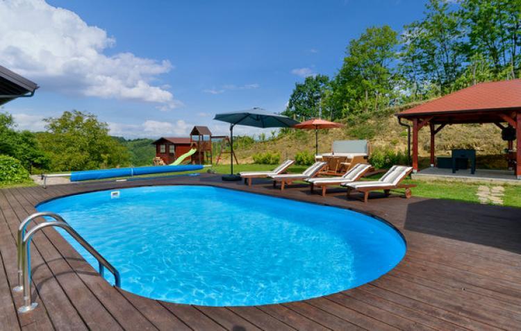 VakantiehuisKroatië - Midden Kroatië: Bobovec Rozganski  [11]