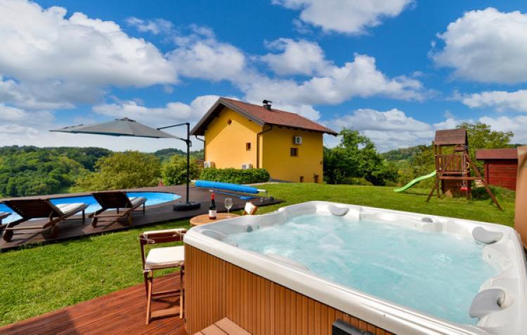 VakantiehuisKroatië - Midden Kroatië: Bobovec Rozganski  [2]