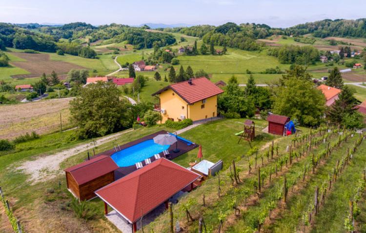 VakantiehuisKroatië - Midden Kroatië: Bobovec Rozganski  [18]
