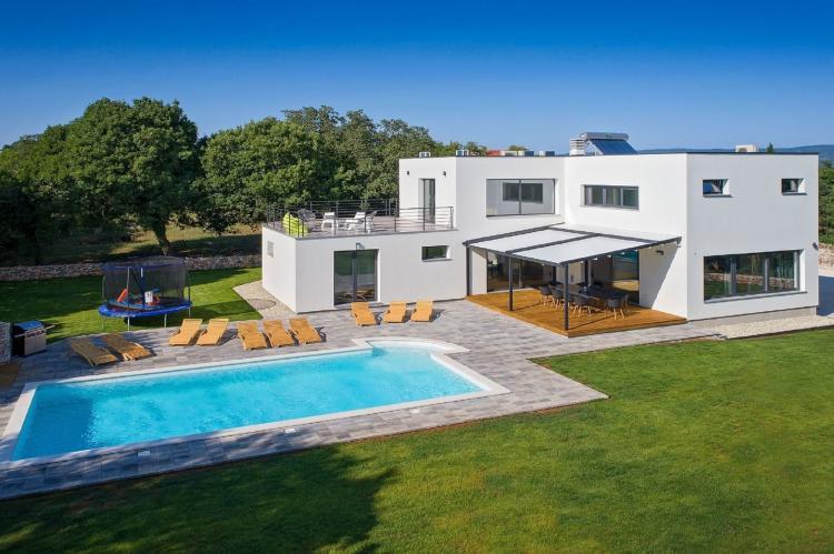 Holiday homeCroatia - Istra: Villa Danica  [1]