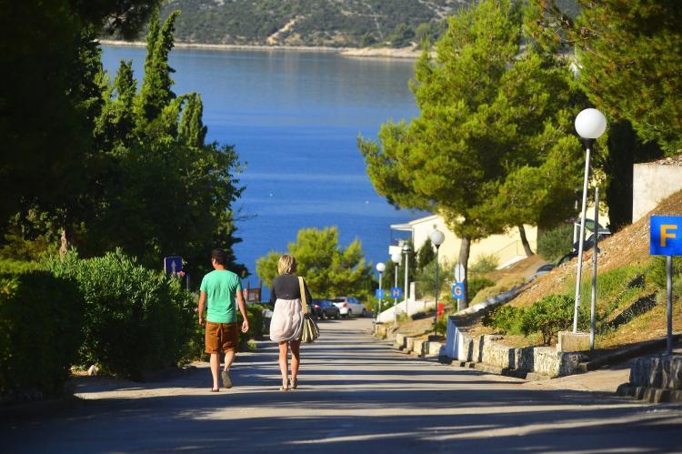 Holiday homeCroatia - Central Dalmatia: Resort Belvedere 6  [22]