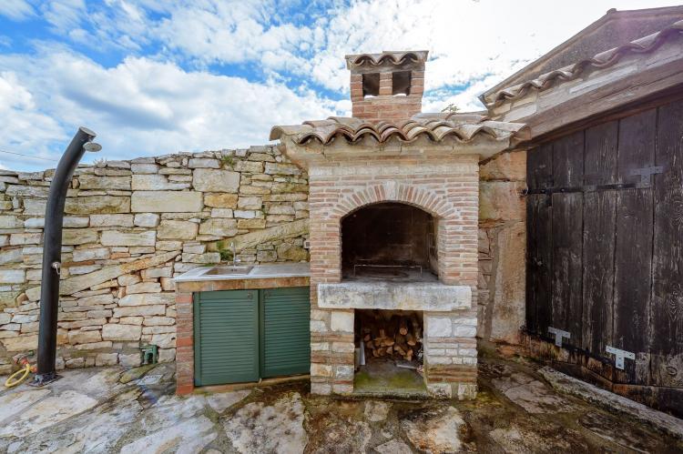 Holiday homeCroatia - Istra: Holiday Home Antignana  [19]