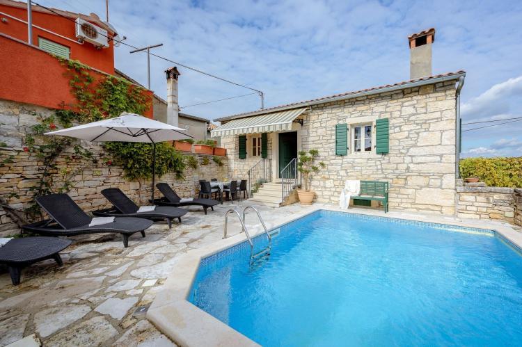 Holiday homeCroatia - Istra: Holiday Home Antignana  [5]