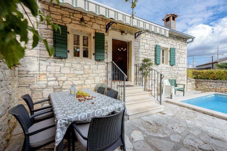 Holiday homeCroatia - Istra: Holiday Home Antignana  [18]