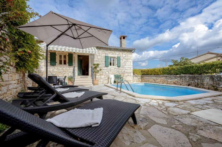 Holiday homeCroatia - Istra: Holiday Home Antignana  [3]