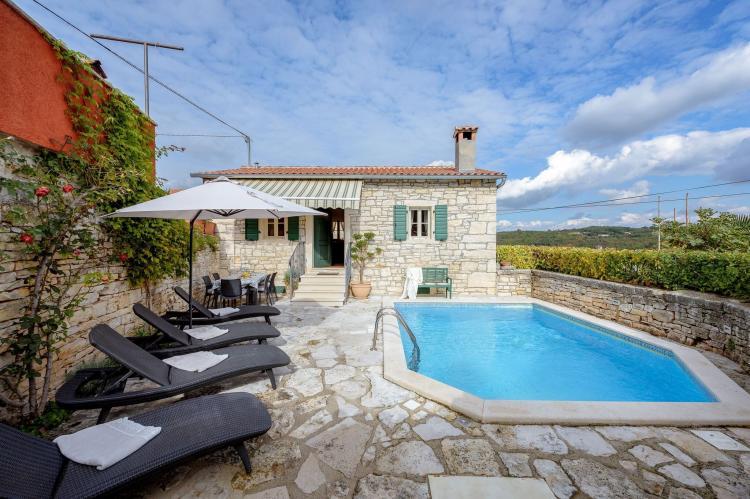 Holiday homeCroatia - Istra: Holiday Home Antignana  [1]