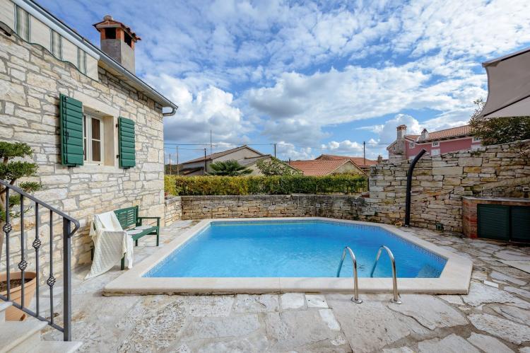 Holiday homeCroatia - Istra: Holiday Home Antignana  [4]