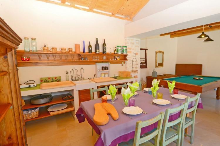 Holiday homeCroatia - Istra: Villa Benka  [15]