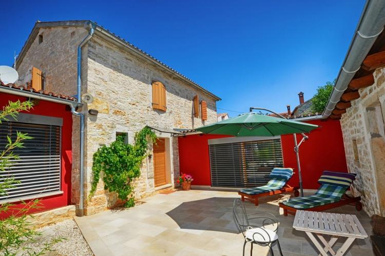 Holiday homeCroatia - Istra: Villa Benka  [1]