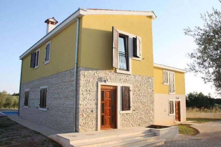 VakantiehuisKroatië - Istrië: Holiday Home  Rosie 1  [2]