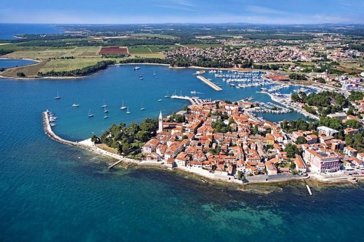 VakantiehuisKroatië - Istrië: Holiday Home  Rosie 1  [16]