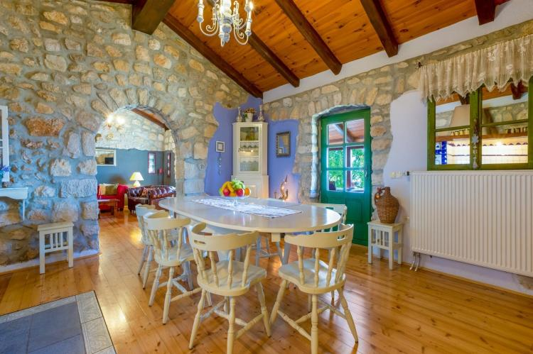Holiday homeCroatia - Kvarner: Holiday home Rustica  [10]