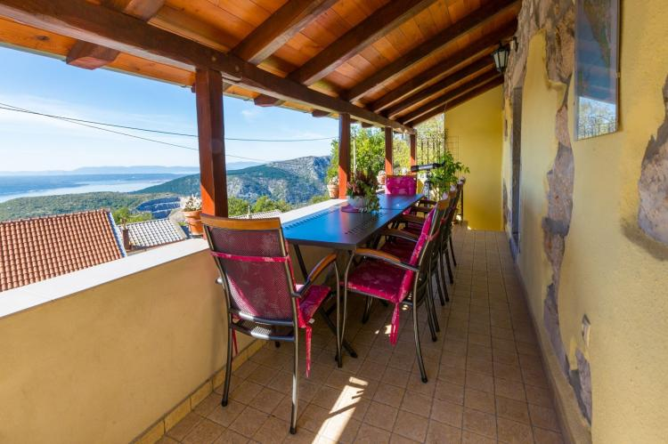 Holiday homeCroatia - Kvarner: Holiday home Rustica  [2]