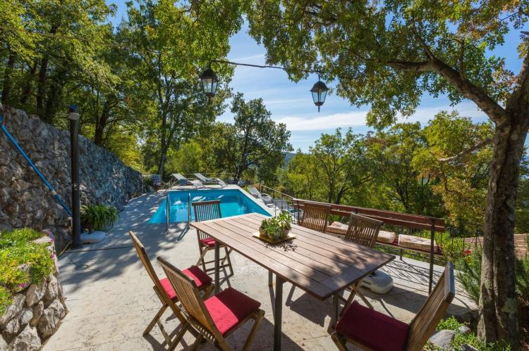 Holiday homeCroatia - Kvarner: Holiday home Rustica  [23]