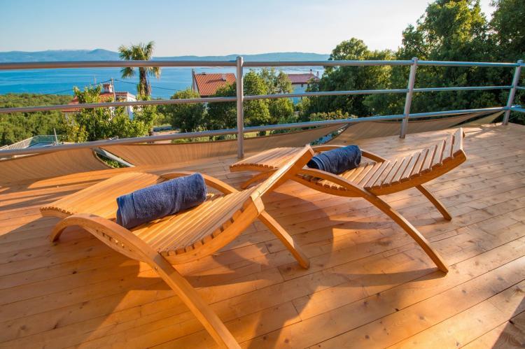 VakantiehuisKroatië - Kvarner: Villa Gardens  [3]