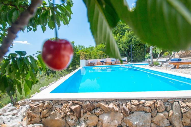 VakantiehuisKroatië - Kvarner: Villa Gardens  [5]