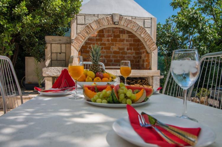 VakantiehuisKroatië - Kvarner: Villa Gardens  [23]