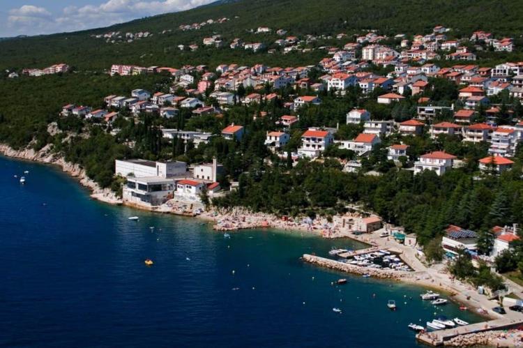 VakantiehuisKroatië - Kvarner: Alin 1  [18]