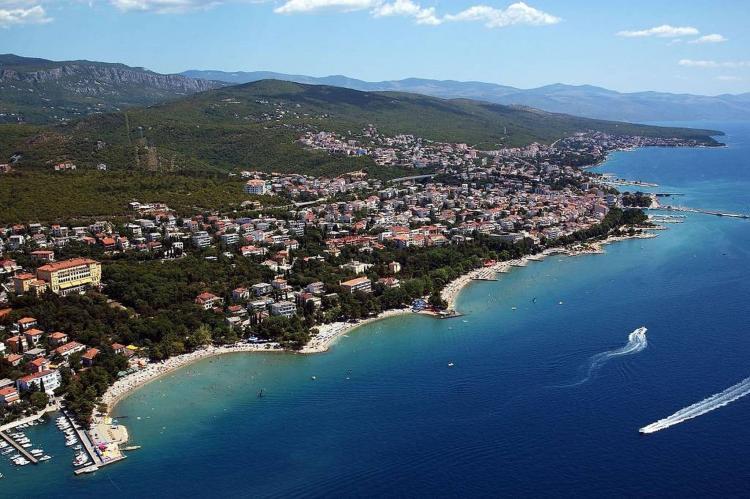 VakantiehuisKroatië - Kvarner: Alin 1  [19]