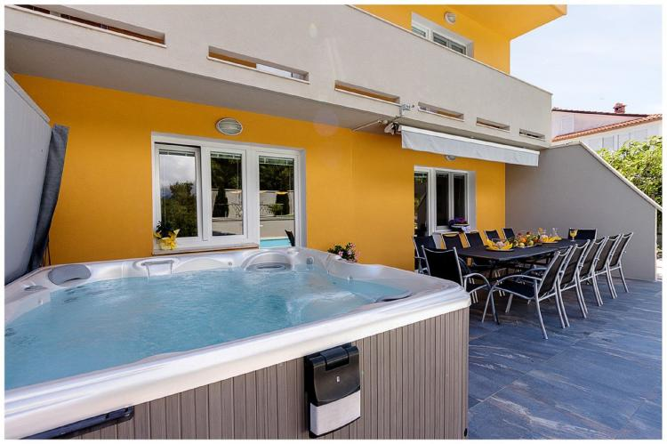VakantiehuisKroatië - Kvarner: Villa Moderna 2  [13]