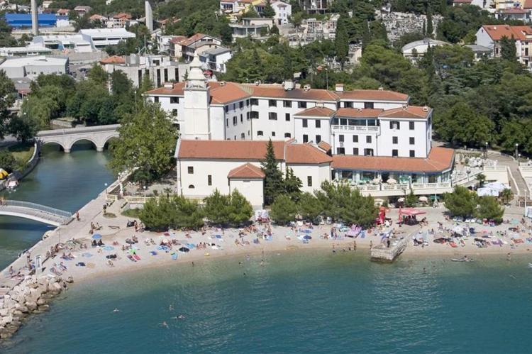 VakantiehuisKroatië - Kvarner: Villa Moderna 2  [19]