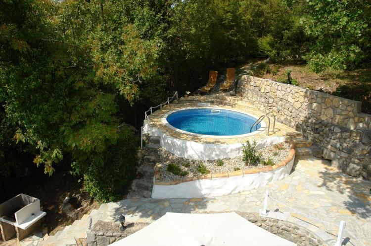 VakantiehuisKroatië - Kvarner: Holiday Home Nina  [3]
