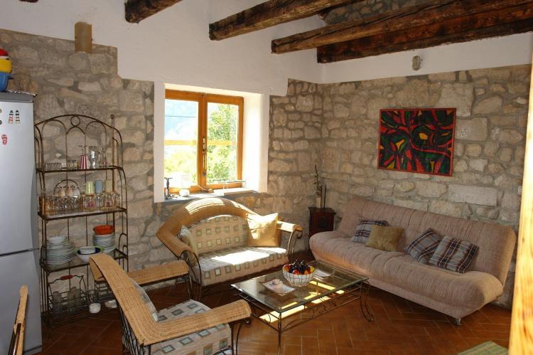 VakantiehuisKroatië - Kvarner: Holiday Home Nina  [6]