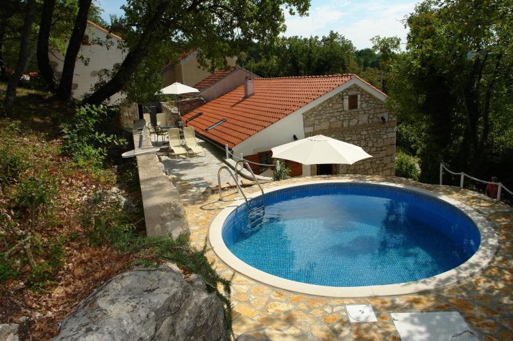VakantiehuisKroatië - Kvarner: Holiday Home Nina  [2]