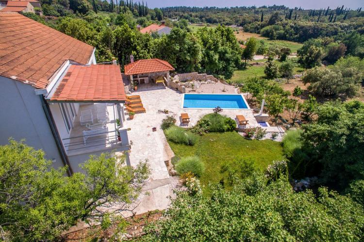 VakantiehuisKroatië - Zuid Dalmatië: Villa Suns  [31]