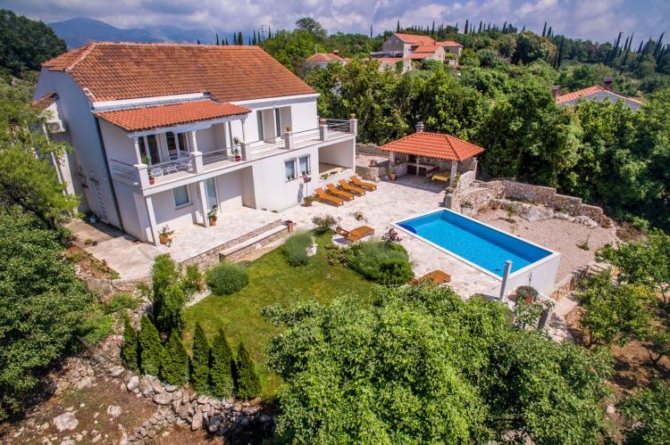 VakantiehuisKroatië - Zuid Dalmatië: Villa Suns  [32]