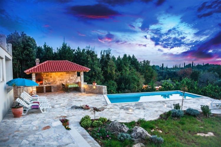 VakantiehuisKroatië - Zuid Dalmatië: Villa Suns  [9]