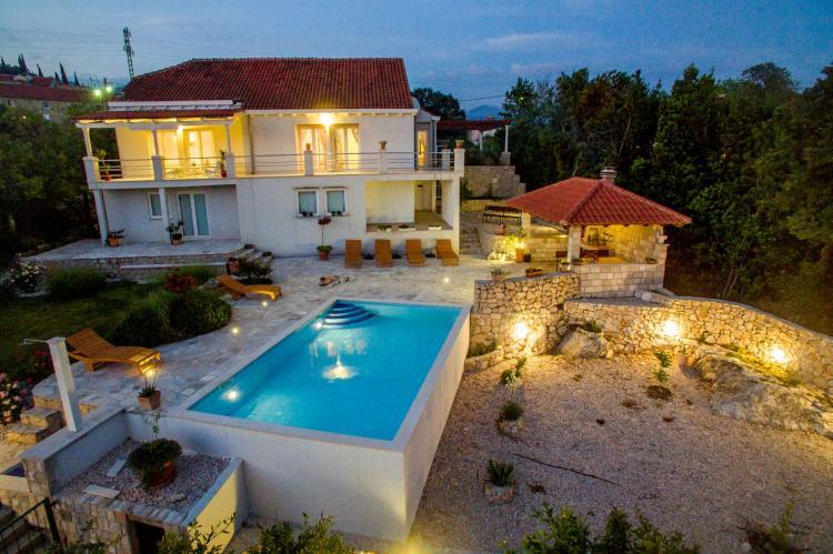 VakantiehuisKroatië - Zuid Dalmatië: Villa Suns  [34]