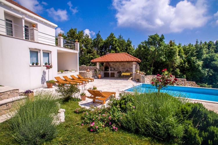 VakantiehuisKroatië - Zuid Dalmatië: Villa Suns  [1]
