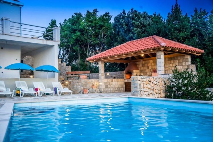 VakantiehuisKroatië - Zuid Dalmatië: Villa Suns  [6]
