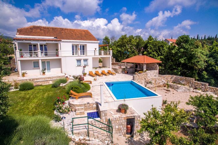VakantiehuisKroatië - Zuid Dalmatië: Villa Suns  [39]