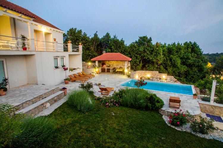 VakantiehuisKroatië - Zuid Dalmatië: Villa Suns  [33]