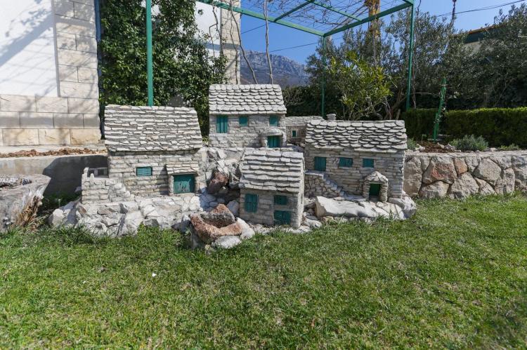 Holiday homeCroatia - Central Dalmatia: Apartment Carmen  [22]